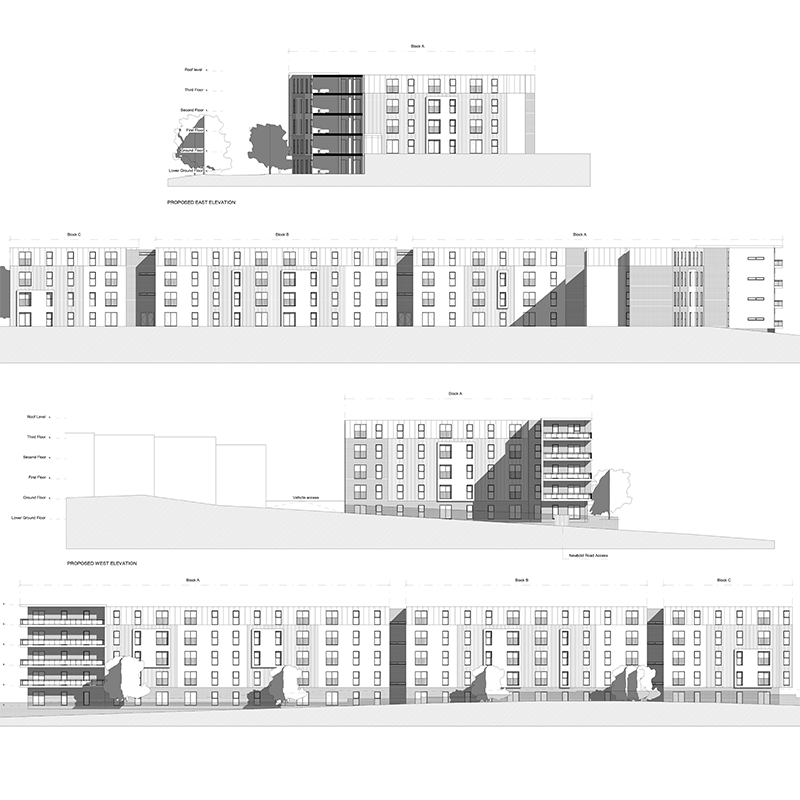 3062-RA-ZZ-ZZ-M2-AR - Sheet - S004 - Proposed elevations_D[1][1] copy